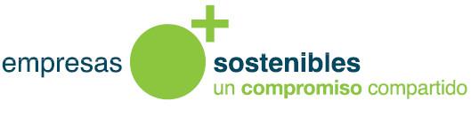 logo empresa mas sostenible